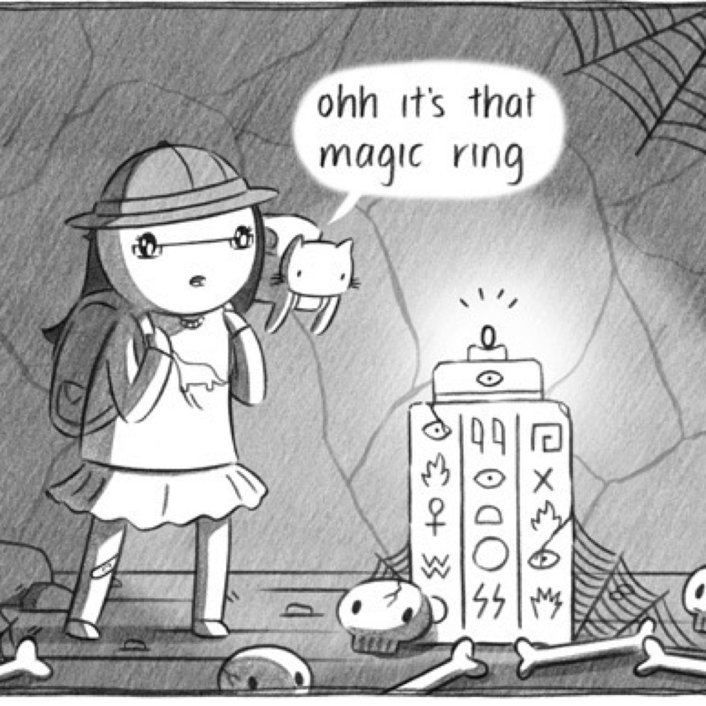 The Magic Ring ring stories