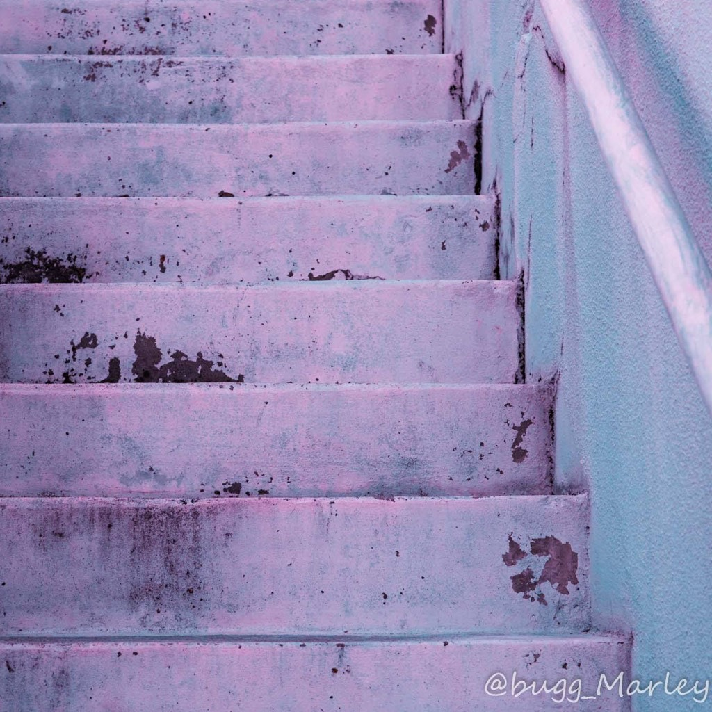 Cotton Candy Stairs  poem stories